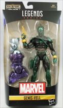 Marvel Legends - Genis-Vell - Serie Hasbro (Kree Sentry)
