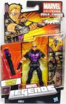 Marvel Legends - Hawkeye - Series Hasbro (Rocket Raccoon)