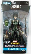 Marvel Legends - Hela - Serie Hasbro (Gladiator Hulk)