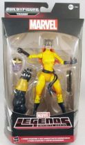Marvel Legends - Hellcat - Serie Hasbro (Thanos)