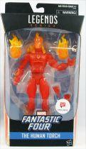 Marvel Legends - Human Torch - Serie Hasbro (Walgreens Exclusive)