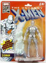 Marvel Legends - Iceman (Uncanny X-Men) - Série Hasbro