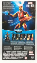 Marvel Legends - Invincible Iron Man - Série Hasbro (Okoye)
