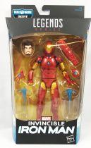 Marvel Legends - Invincible Iron Man - Series Hasbro (Okoye)