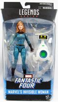 Marvel Legends - Invisible Woman - Serie Hasbro (Walgreens Exclusive)
