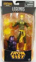Marvel Legends - Iron Fist - Serie Hasbro (Dormammu)