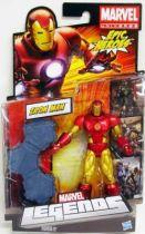 Marvel Legends - Iron Man - Serie Hasbro (Epic Heroes)