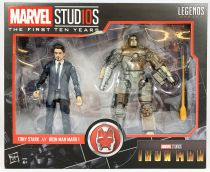 Marvel Legends - Iron Man (2008) - Marvel Studio Series #1 Hasbro