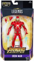 "Marvel Legends - Iron Man ""Infinity War\"" - Series Hasbro (Thanos \""MCU\"")"