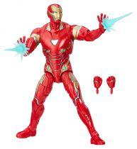 "Marvel Legends - Iron Man \""Infinity War\"" - Series Hasbro (Thanos \""MCU\"")"