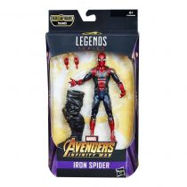 "Marvel Legends - Iron Spider ""Infinity War\"" - Series Hasbro (Thanos \""MCU\"")"