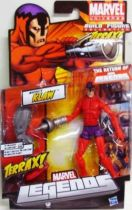 Marvel Legends - Klaw - Serie Hasbro (Terrax)