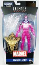 Marvel Legends - Living Laser - Serie Hasbro (Armored Thanos)