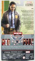 Marvel Legends - Loki - Serie Hasbro (Captain America Flight Gear)