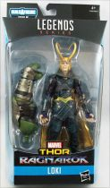 Marvel Legends - Loki - Serie Hasbro (Gladiator Hulk)