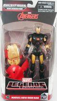 Marvel Legends - Marvel Now Iron Man - Serie Hasbro (Hulkbuster)