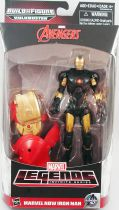 Marvel Legends - Marvel Now Iron Man - Series Hasbro (Hulkbuster)