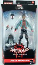Marvel Legends - Miles Morales - Serie Hasbro (Stilt-Man)