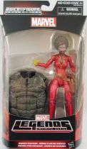 Marvel Legends - Misty Knight - Serie Hasbro (Rhino)