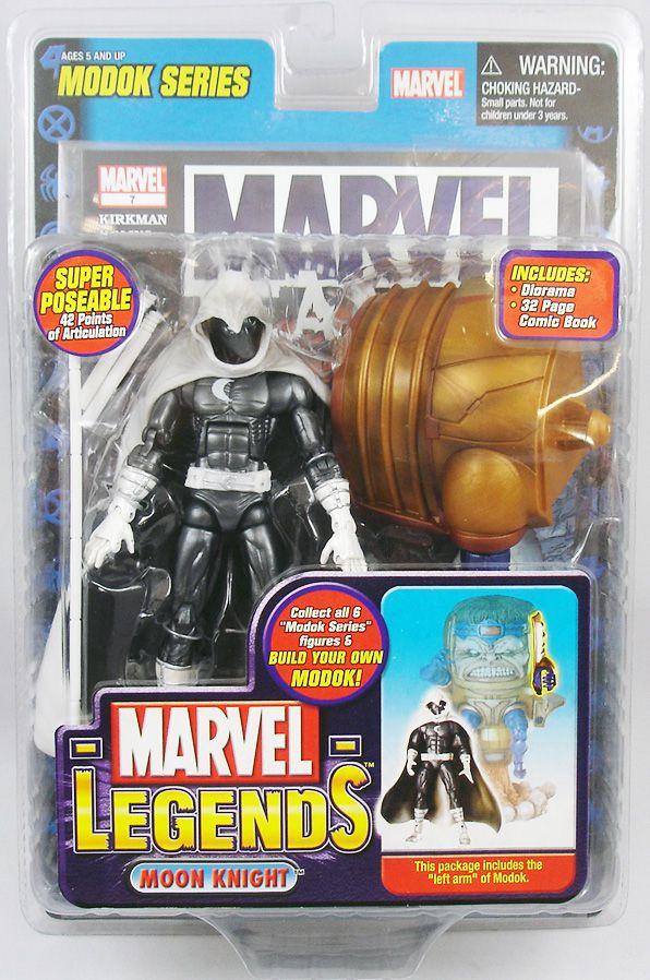 Marvel Legends - Moon Knight - Serie 15 M.O.D.O.K. Serie