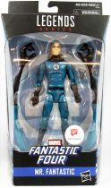 Marvel Legends - Mr. Fantastic - Serie Hasbro (Walgreens Exclusive)