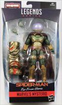 Marvel Legends - Mysterio - Series Hasbro (Molten Man)