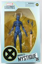 "Marvel Legends - Mystique \""X-Men Movie\"" - Serie Hasbro (Exclusive)"