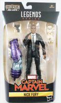 Marvel Legends - Nick Fury - Serie Hasbro (Kree Sentry)