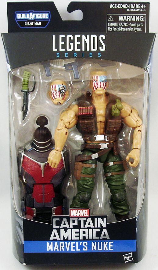 Marvel Legends - Nuke - Serie Hasbro (Giant-Man)