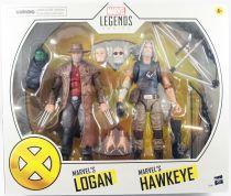 Marvel Legends - Old Men Logan & Hawkeye - Serie Hasbro