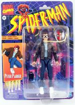 Marvel Legends - Peter Parker (Spider-Man 1994 Animated Series) - Série Hasbro