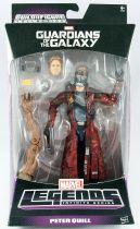Marvel Legends - Peter Quill - Serie Hasbro (Groot)