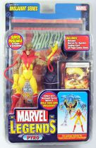 Marvel Legends - Pyro - Serie 13 Onslaught Serie