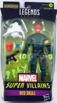 Marvel Legends - Red Skull - Serie Hasbro (Xemnu)
