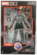 Marvel Legends - Red Skull (Captain America 2011) - Marvel Studios Series #2 Hasbro