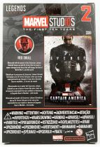 Marvel Legends - Red Skull (Captain America 2011) - Marvel Studios Series #2 Hasbro