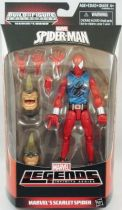 Marvel Legends - Scarlet Spider - Serie Hasbro (Rhino)
