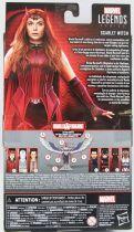 Marvel Legends - Scarlet Witch - Serie Hasbro (Captain America Flight Gear)