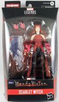 Marvel Legends - Scarlet Witch - Series Hasbro (Captain America Flight Gear)