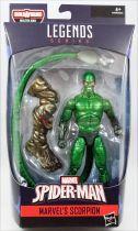 Marvel Legends - Scorpion - Series Hasbro (Molten Man)