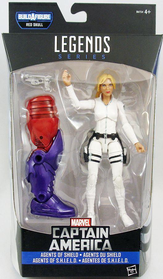 Marvel 500 Series 4 RED SKULL Figure