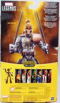 Marvel Legends - Shatterstar - Serie Hasbro (X-Men Warlock)