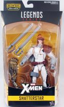 Marvel Legends - Shatterstar - Series Hasbro (X-Men Warlock)