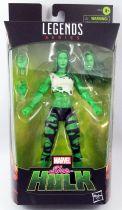 Marvel Legends - She-Hulk - Series Hasbro (Mandroid)