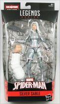 Marvel Legends - Silver Sable - Series Hasbro (Kingpin)