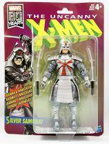 Marvel Legends - Silver Samurai (Uncanny X-Men) - Série Hasbro
