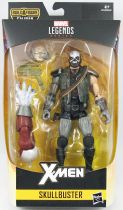 Marvel Legends - Skullbuster - Serie Hasbro (Caliban)