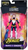 "Marvel Legends - Songbird \""Infinity War\"" - Series Hasbro (Thanos \""MCU\"")"