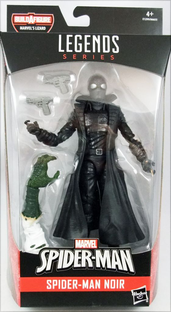 Marvel Legends - Spider-Man Noir - Series Hasbro (Lizard)
