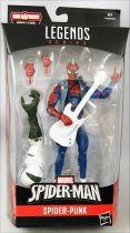 Marvel Legends - Spider-Punk - Series Hasbro (Lizard)